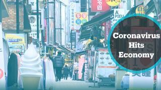 South Korean economy hit hard by COVID-19