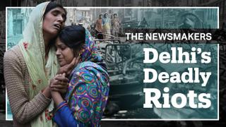Did a Pogrom Take Place in New Delhi?