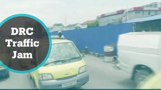 DRC Traffic Jam: Government accused of stealing funds meant for bridges