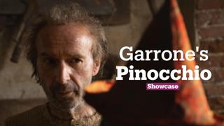 Roberto Benigni Gambles on Pinocchio