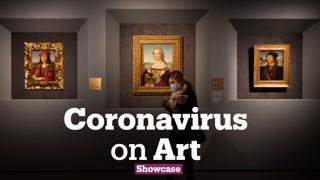 Coronavirus Effect on Art World