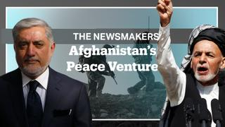 Afghanistan's Perilous Path to Peace