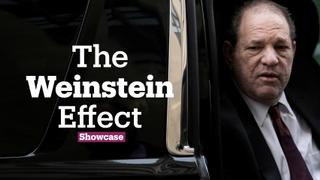 Harvey Weinstein Serving Hard Time