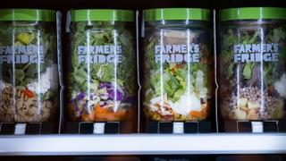 Food company sells healthy meals from vending machines | Money Talks