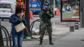 Colombia's informal traders struggle amid national lockdown | Money Talks