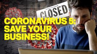 SELF-EMPLOYED going broke in DAYS! coronavirus to blame.. ADAPT TO SURVIVE #coronavirus #stayathome