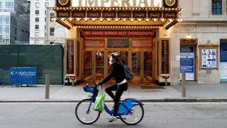 New York's theatres reopen after more than a year of closure |  Money Talks