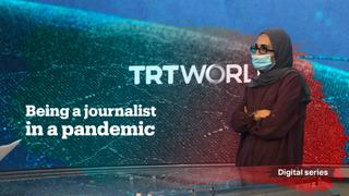 Being a Journalist in a Pandemic