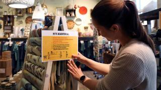 German shops reopen in partial lifting of lockdown | Money Talks