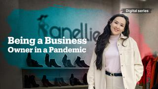 Being a business owner in a pandemic | Kazakhstan