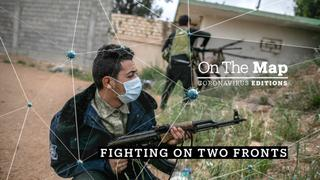 Fighting on Two Fronts | Coronavirus Editions - On The Map