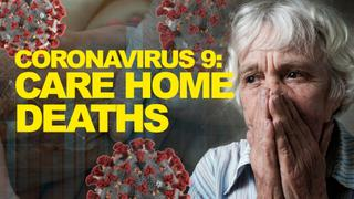 NO COUNTRY FOR OLD MEN (AND WOMEN)? 1 in 3 of all UK COVID-19 deaths now in care homes