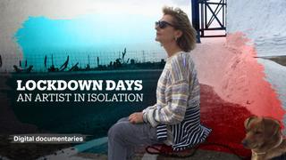 Days in lockdown: An artist in isolation