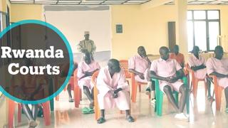 Rwanda courts hold hearings online during lockdown