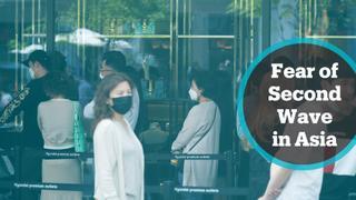 Coronavirus cases rise in China, S Korea