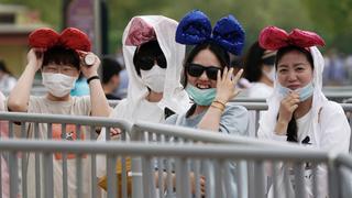 Shanghai Disneyland opens its doors after COVID-19 lockdown   Money Talks