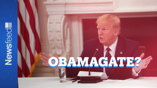 Obamagate? The latest Trump nonsense gets short shrift from his allies