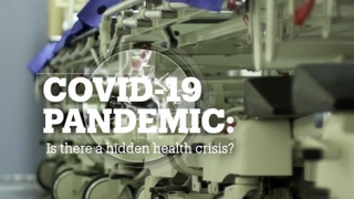 COVID-19 PANDEMIC: Is there a hidden health crisis?
