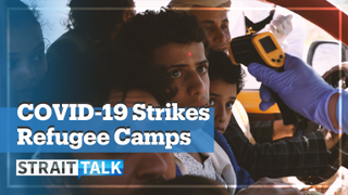 Are COVID-19 Outbreaks Set to Hit Refugee Camps?