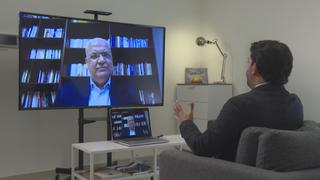 One on one express with Palestinian Chief Negotiator Saeb Erakat