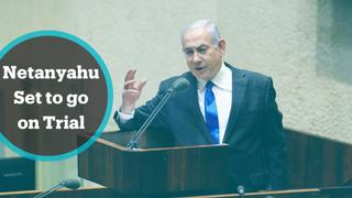 Benjamin Netanyahu faces charges of bribery, fraud, breach of trust
