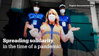 Spreading solidarity in the time of a pandemic