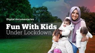 Fun With Kids Under Lockdown