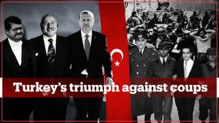 Here is how Turkey has shed its history of coups