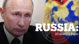 RUSSIA: 20 years of Putin