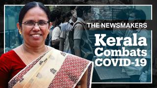 KK Shailaja on Kerala's COVID-19 Success