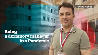 Being a Dormitory Manager in a Pandemic