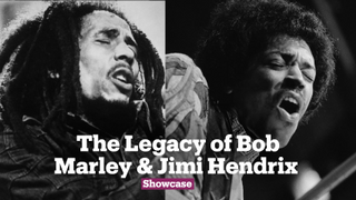 Remembering Bob Marley and Jimi Hendrix​