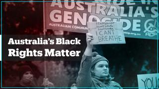 George Floyd killing awakens indigenous rights movement in Australia