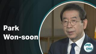 One on one express with Seoul Mayor Park Won-soon