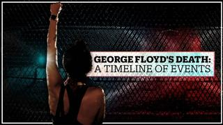 Timeline of events following George Floyd's death