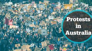 Australians protest Indigenous deaths in police custody
