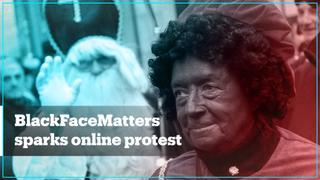 BlackPeteMatters sparks online protest