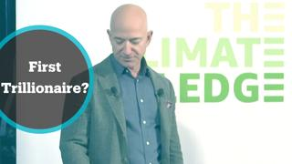 Amazon CEO Jeff Bezos may become world's first trillionaire