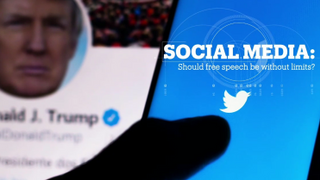 SOCIAL MEDIA: Should free speech be without limits?