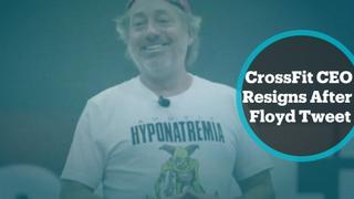 CrossFit CEO Greg Glassman resigns after offensive George Floyd tweets