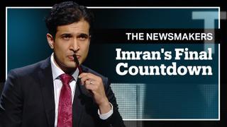 Today's Newsmaker is Imran Garda