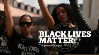 BLACK LIVES MATTER: The power of images