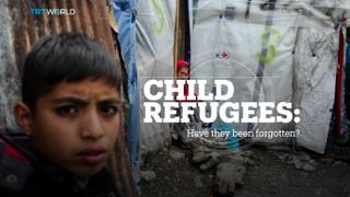 CHILD REFUGEES: Vulnerable children going missing in Europe