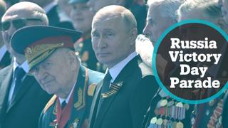 Russia marks 75 years since defeat of Nazi Germany