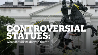 CONTROVERSIAL STATUES: What should we do with them?