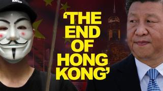 3 million flee to UK in Hong Kong exodus?