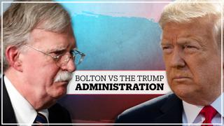 Highlights on Trump from Bolton's memoir