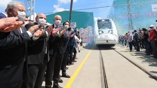 Turkey tests first locally produced electric train | Money Talks