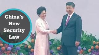 China enforces new security law in Hong Kong