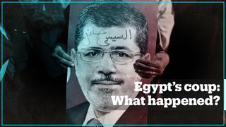 Egypt's 2013 military coup, briefly explained